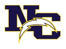 Naperville Charger logo P.R.O. SPORTS SPINAL REHAB Plainfield IL
